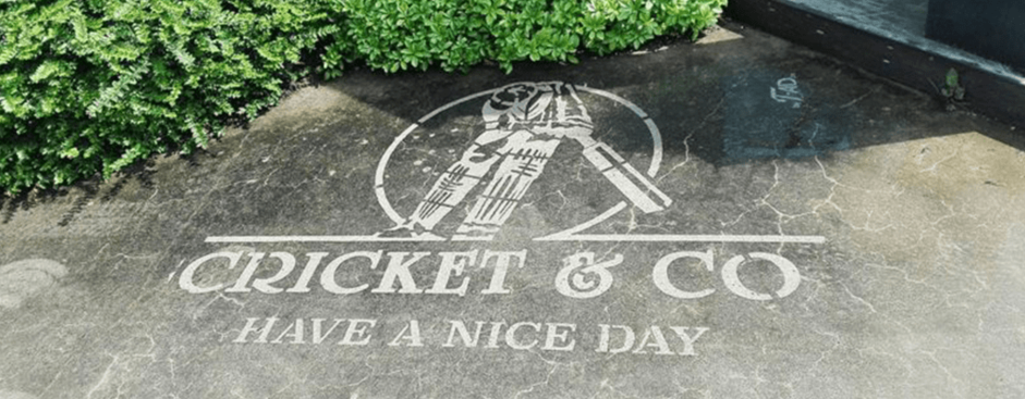 Cricket & Co ambiance